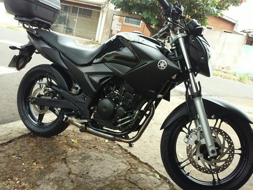 yamaha ys250 black edition