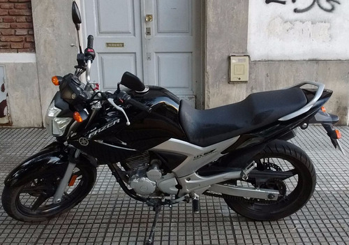 yamaha ys250 inyection. impecable. oportunidad!!