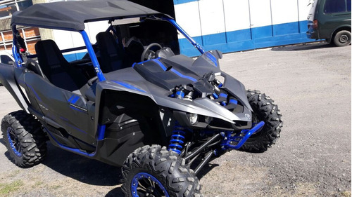 yamaha yxz 1000r turbo 2017 caja con levas  fox podium shock