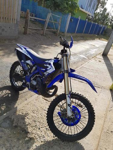 yamaha yz 250 2016