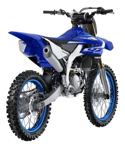 yamaha yz 250 f 0km 2020 cross dompa motos