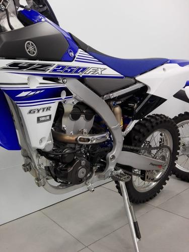 yamaha yz 250 fx  mod 2016 poco uso performance bikes