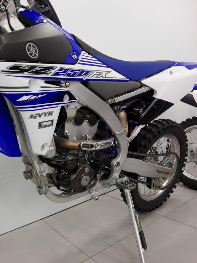 Yamaha Yz 250 Fx Okm Mod 2016 Poco Uso Performance Bikes