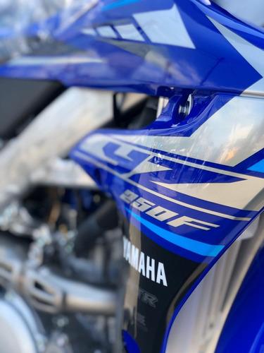 yamaha yz 250f 2020 stock entrega inmediata, marelli sports