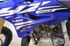 yamaha yz 250x 2018 okm en motolandia retira ya