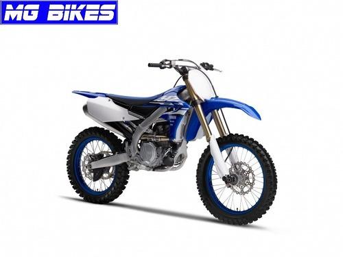 yamaha yz 450 f 0km dolar oficial  - mg bikes