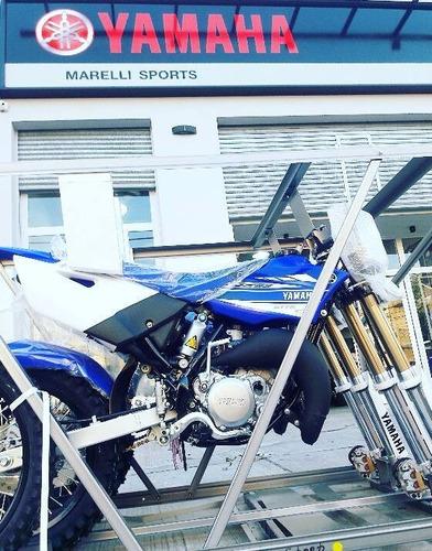yamaha yz 450 f 2018, marellisports (con certificado)