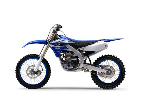 yamaha yz 450 f prom contado + palermo bikes