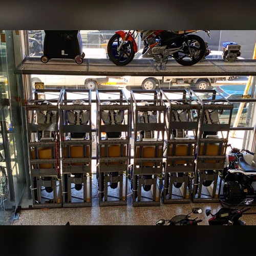 yamaha yz 450 f  yzf 2018 entrega ya motoswift efectivo