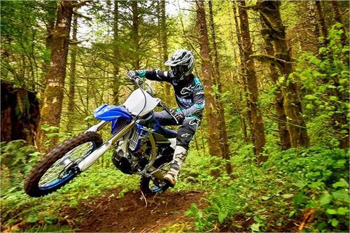 yamaha yz 450 fx 2018 en stock  llantas azules palermo bikes