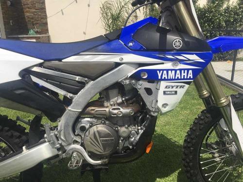 yamaha yz 450 fx