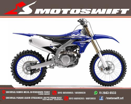 yamaha yz 450f  yzf 450 2019 entrega ya motoswift efectivo