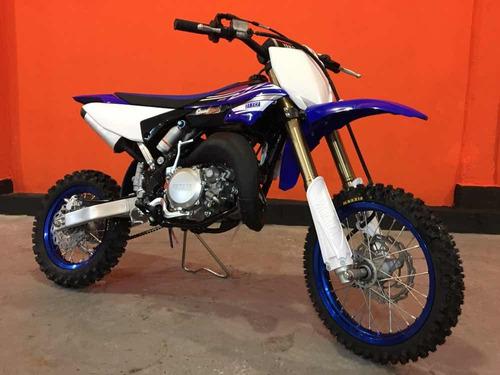 yamaha yz 65 2018 - quadstore - motocross niños