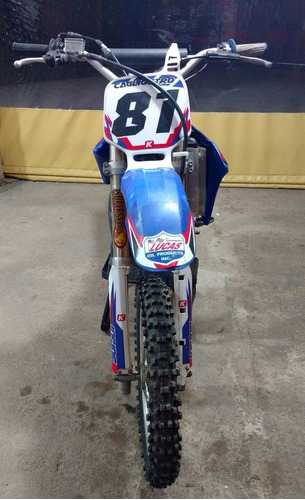 yamaha yz 85 cc big wheel
