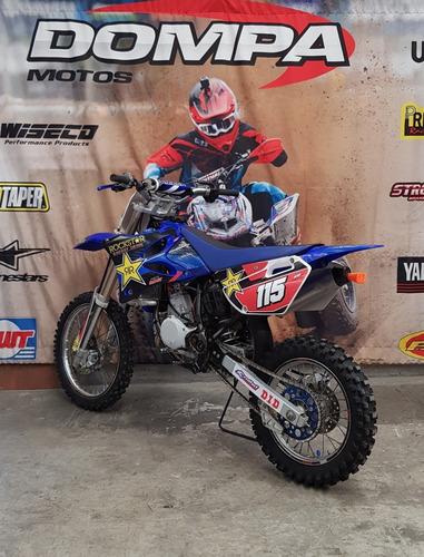 yamaha yz 85 no cr crf yzf kx motocross mx sx dompa motos