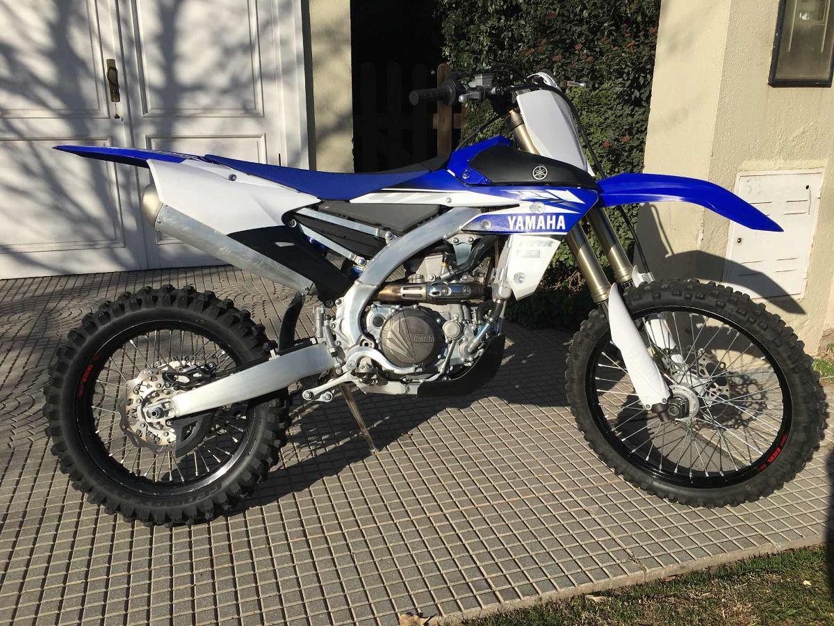 AKRAPOVIC Yamaha YZ & WR 450 F 2014-17 kaufen auf Ricardo