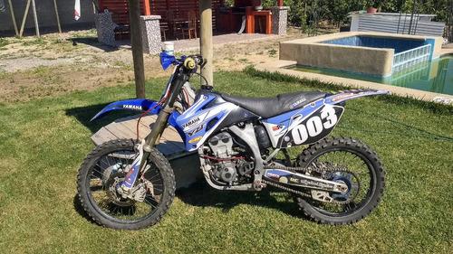 yamaha yz250f 2007