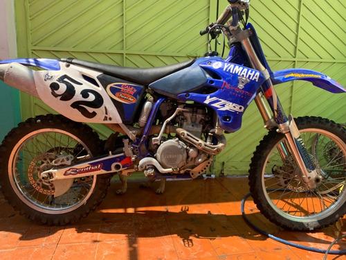 yamaha yz450f 2004
