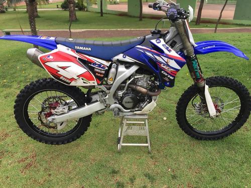 yamaha yzf 250 2009 oficial yz