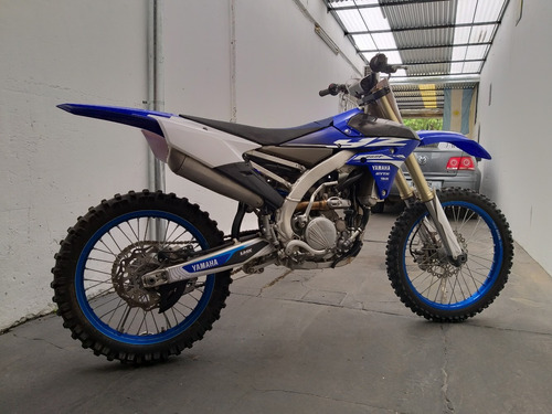 yamaha yzf 250 - yz 250 f - impecable!!!