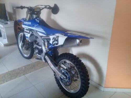 yamaha yzf 450 ( 12 x cartao ) trilha enduro motocross