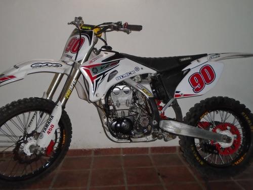 yamaha yzf 450 r mod 2008 limitada
