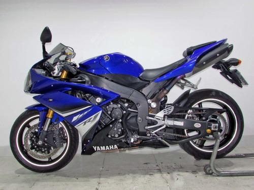 yamaha yzf r1  2008 azul