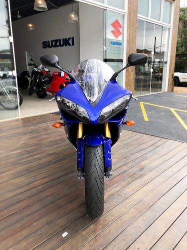 yamaha yzf r1 2008/2008 azul