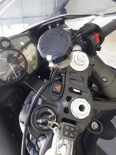 yamaha yzf r1 año usada no ok + palermo bikes
