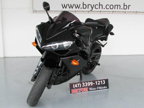 yamaha yzf-r1 yzf-r1 1000 2007 r$30.900,00.