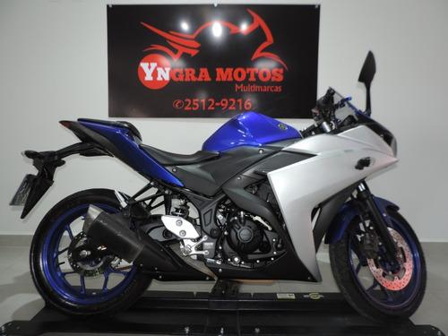 yamaha yzf r3 2016 320cc