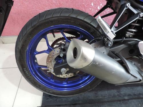yamaha yzf r3 2016 320cc show