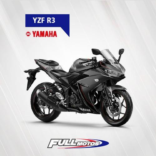 yamaha yzf - r3 2018 disponible