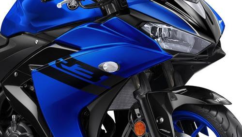 yamaha yzf r3 abs 60 cuotas o 50% en 36 tasa 0% delcar motos