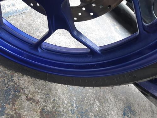 yamaha yzf r3 abs azul ano 2019