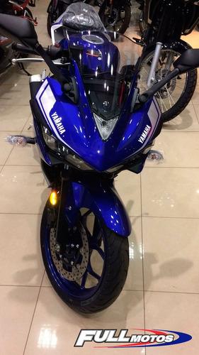 yamaha yzf r3 azul! 0 km