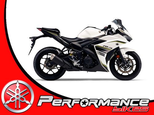 yamaha yzf r3 okm entrega inmediata  performance bikes