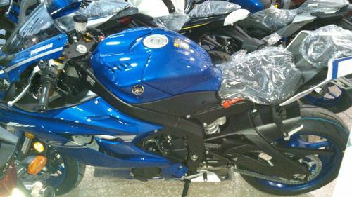 yamaha yzf r6 2017 0km motoswift entrega ya!!