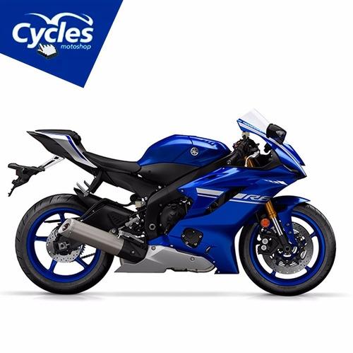 yamaha yzf r6 2017 moto okm sport cycles el mejor precio
