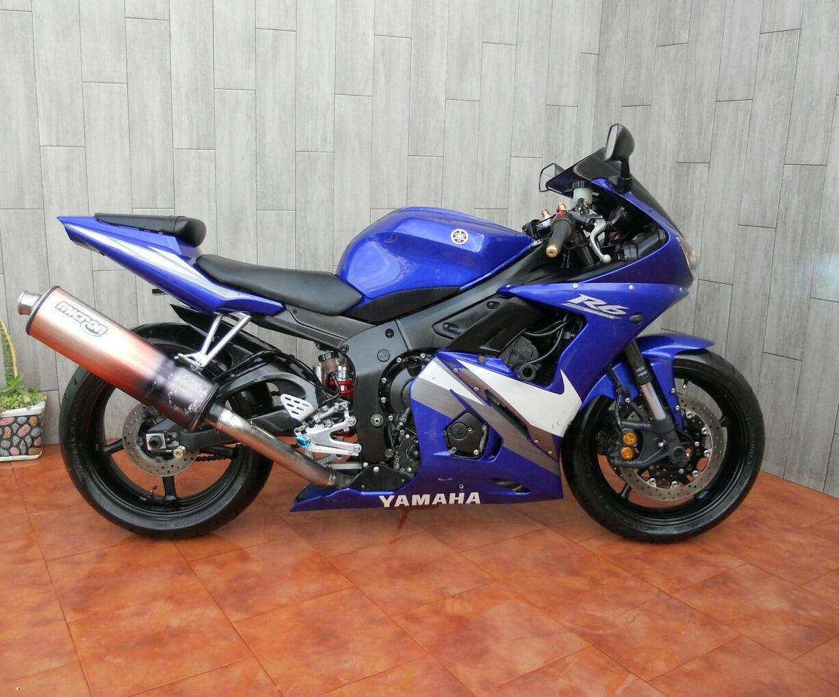 Yamaha R6 - $ 52.000.000 en Mercado Libre