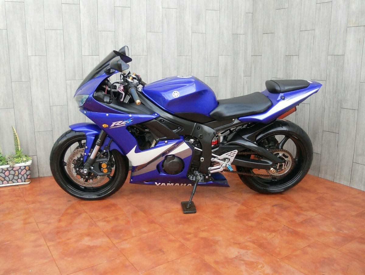 Yamaha Yzf R6 - $ 63,000 en Mercado Libre