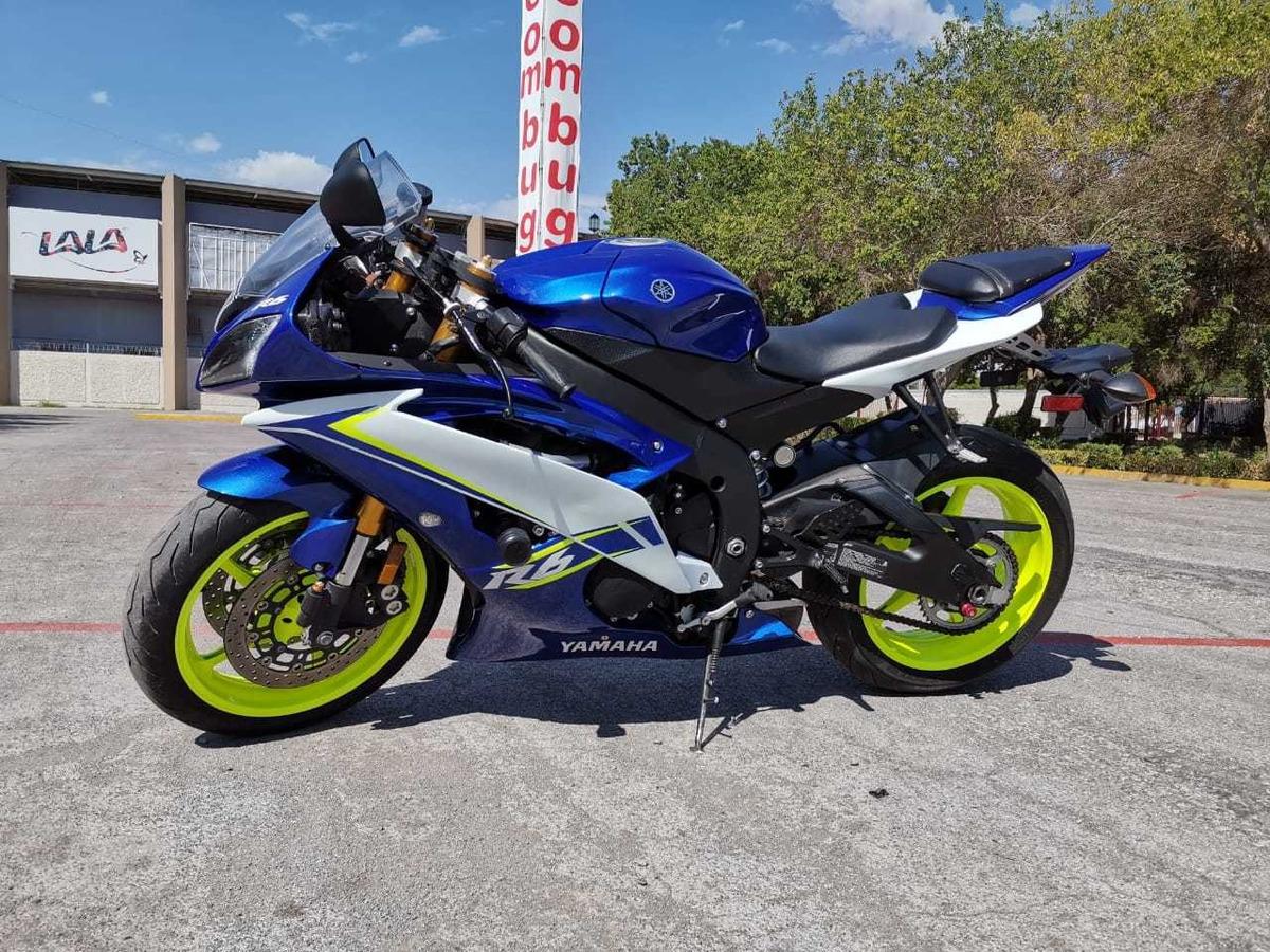 Yamaha Yzf R6 - $ 90,000 en Mercado Libre