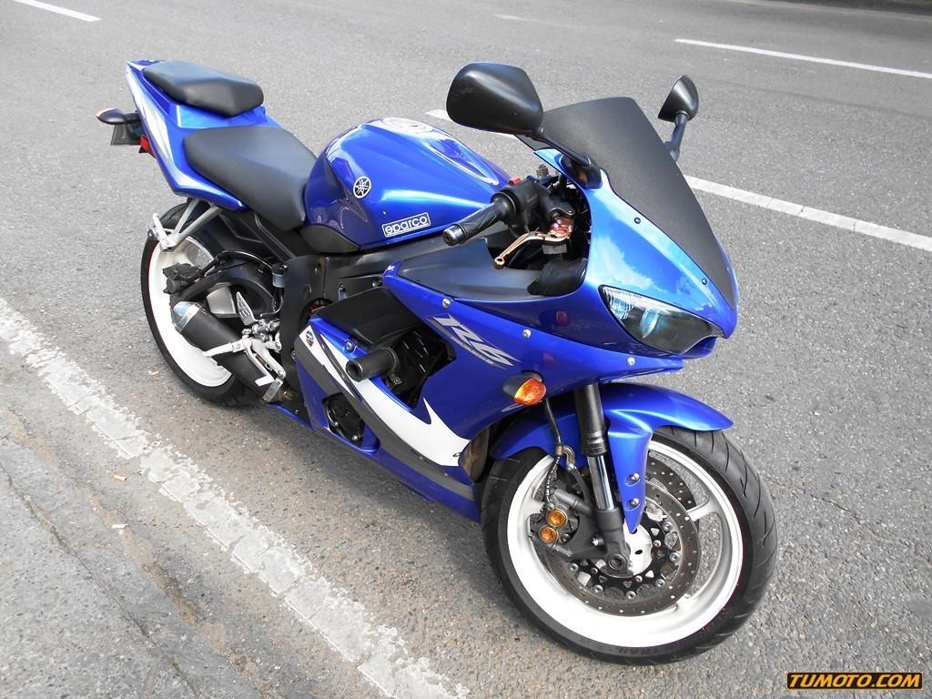 Yamaha Yzf R6 - $ 19.500.000 en Mercado Libre