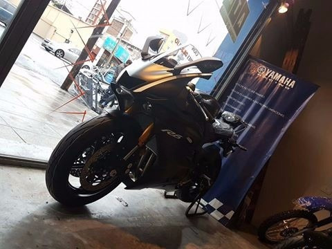 yamaha yzf r6 entrega inmediata conces. oficial - moto flash