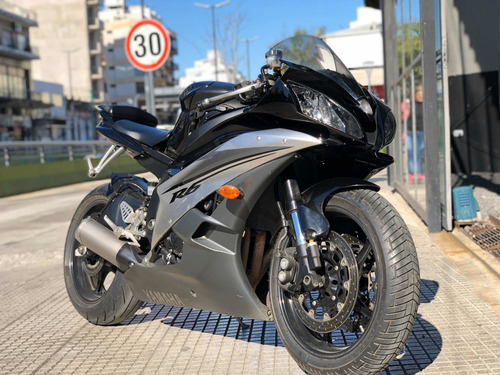 yamaha yzf r6 garage exclusivo