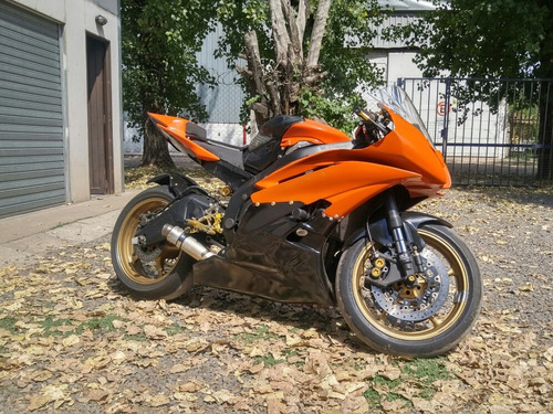 yamaha yzf  r6 ideal carreras y track days