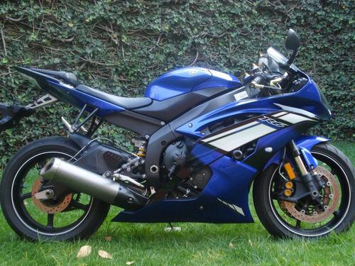 yamaha yzf r6 moto