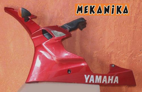 yamaha yzf r6r 06-07 carenado izquierdo. mekanika