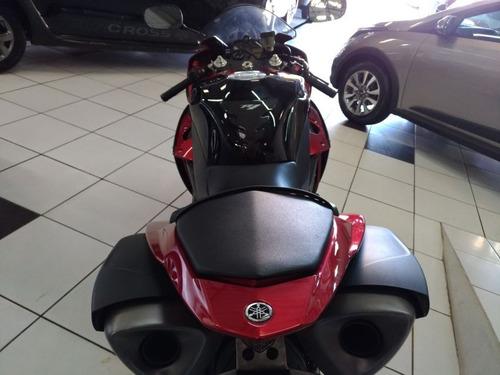 yamaha yzfr1 r1 2012 vermelho gasolina