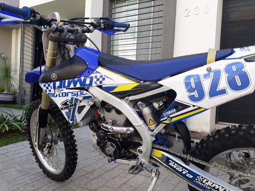 yamaha yzfx 250 4t 2015